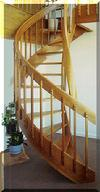 Custom Spiral Stairs At Flaglers Landing in Key West