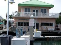 Sunset Marina Dock Store in Key West