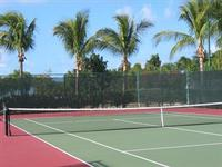 The Tennis at Sunset Key
